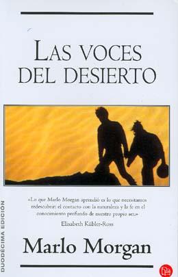 Libro Las Voces del Desierto de Marlo Morgan