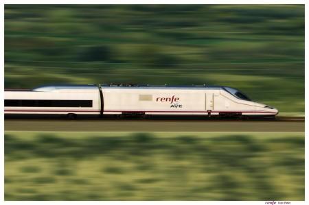 Sanacion Reconectiva en el tren AVE
