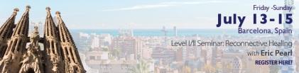 Seminario Sanación Reconectiva Barcelona 2012