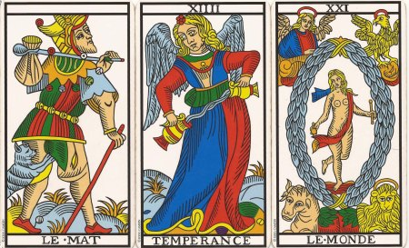 Tarot de Marsella, Jodorowsky y Camoin3