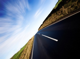 Carretera-solitaria