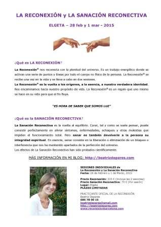 Elgeta Reconexion 3