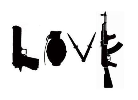 Love en arma