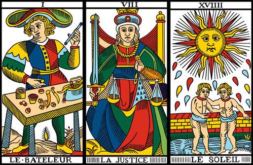 3 mago justicia sol