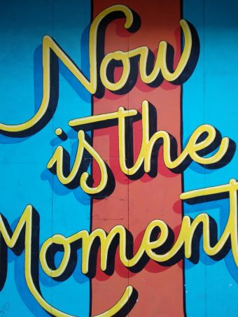 Now is the moment - B. Depares Martinez